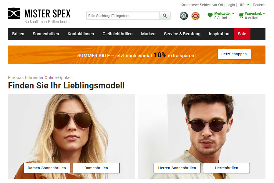 eae51c15ff Omnichannel done right has turned MisterSpex into Europe s leading ...