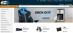Newegg.com Marketplace Homepage