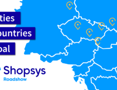 Shopsys Roadshow 2018