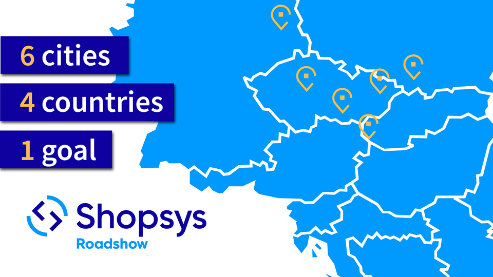 Shopsys Roadshow 2018