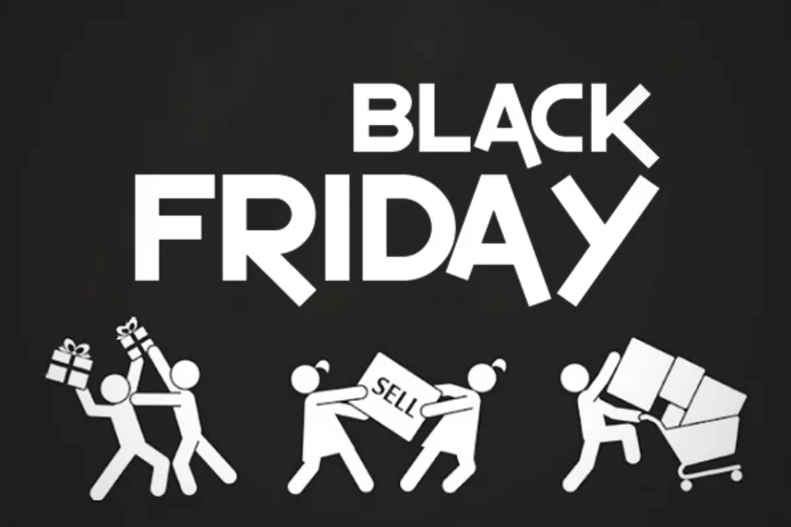black friday 2018 key takeaways from the shopping fever e commerce germany news. Black Bedroom Furniture Sets. Home Design Ideas